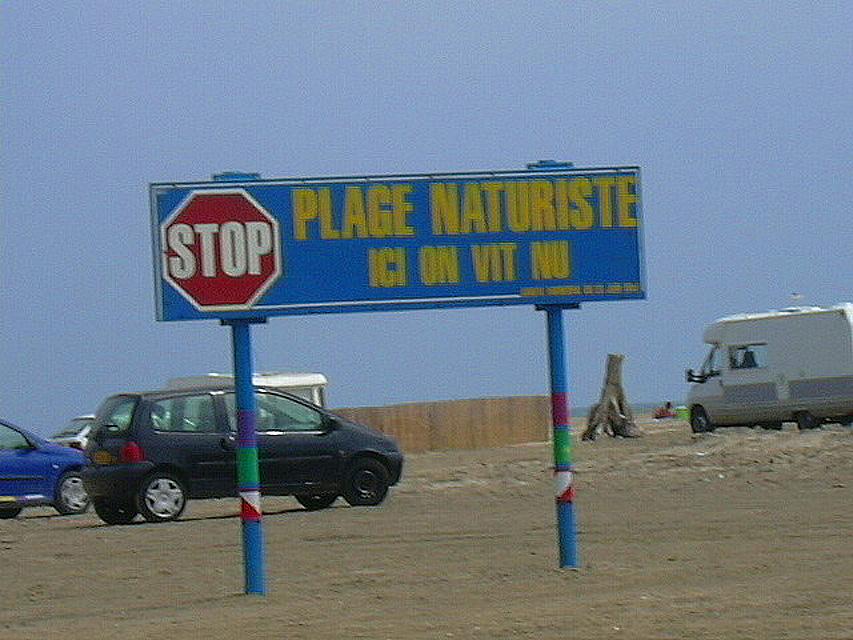 Ou passer des vacances naturistes en France?